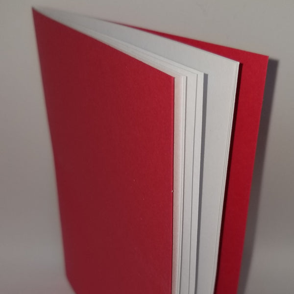 Blank Red Booklets (Paschal Mystery)