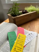 Scriptural Rosary for Children Bookmarks