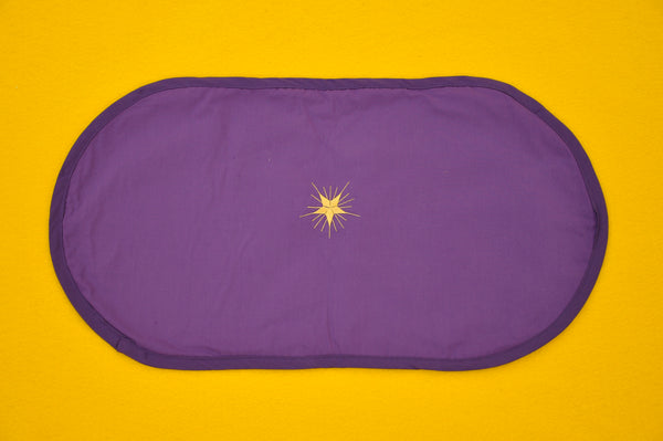 Oval Reversible Prayer Table Cloths
