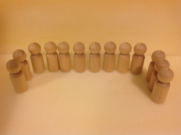 Last Supper (Cenacle) Small 3D Figures