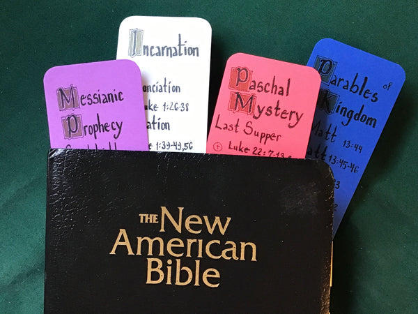 Level 1 Scripture Citations Bookmarks