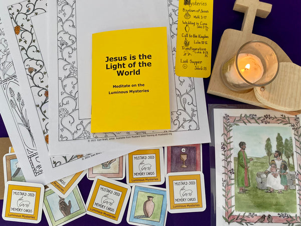 Mustard Seed Family Prayer Sets