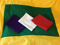 Prayer Table Cloths in Liturgical Colors