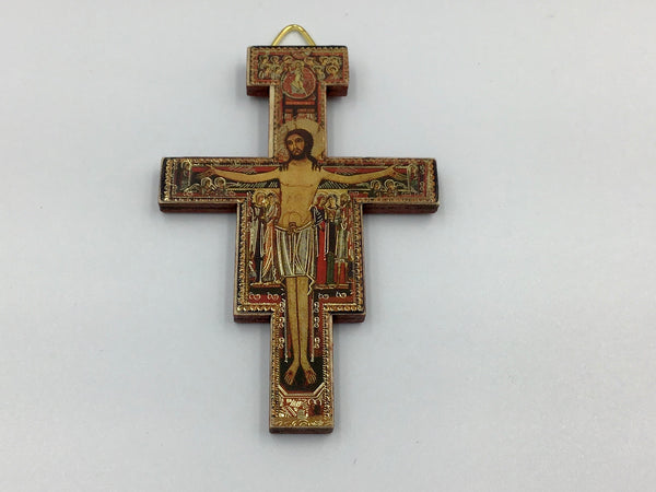 Mini-Crucifix: San Damiano