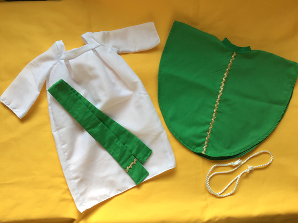 Vestments of the Priest