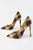 Tallie Plaid Pointed Toe Pumps