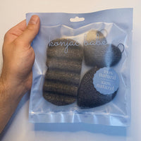 Black Charcoal for a Blemish-Free Soul gift set