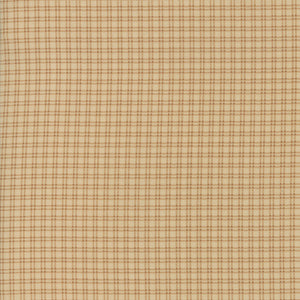 MODA - Lancaster - Jo Morton - Soft Gold Checks