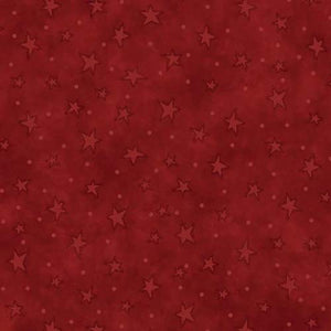 Henry Glass - Starry Basics - Leanne Anderson - 8294-88 - Red