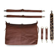 OnTheGo Nursery Bag - Brown