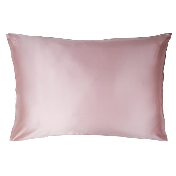 Privé Queen Size Pillowcase Slip - Blush Pink - Nice Cream London