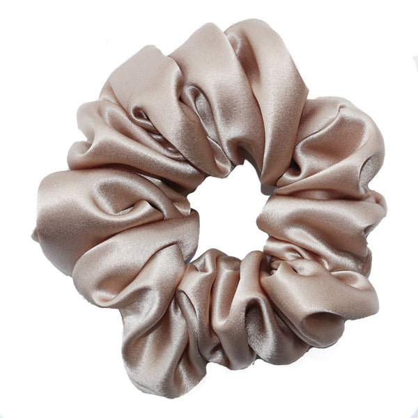 Golden Hour Silk Hair Scrunchie - Nice Cream London