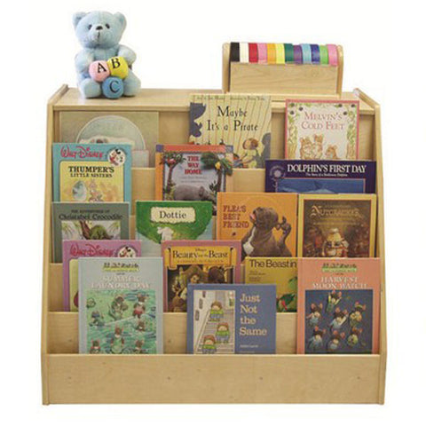 Book Display w/ Storage