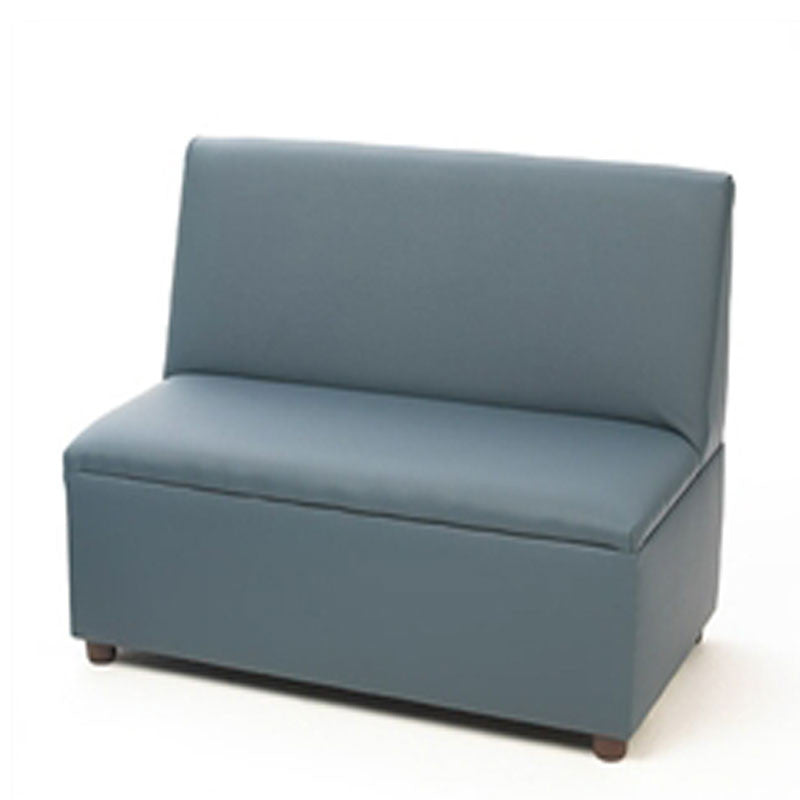 Modern Casual Couch For Children By Brand New World   Blue