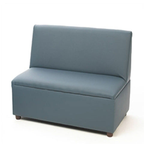 Modern Casual Couch for Children by Brand New World - Blue