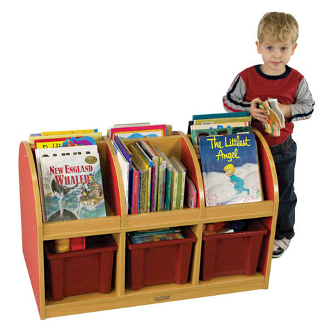 Colorful Essentials Book Stand for Toddlers