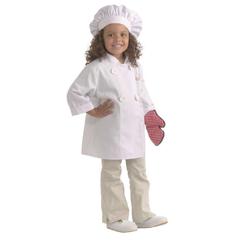 Chef Uniform for Dramatic Dress Up at Tomorrows Classroom