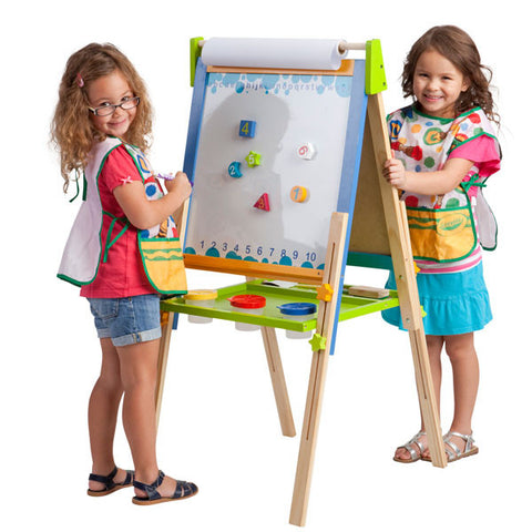 3 in 1 Art Easel by ECR4Kids