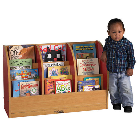 Colorful Essentials Book Stand for Toddlers - Single Sided