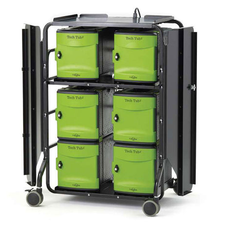 Tech Tub2 Premium Cart - 32 Devices