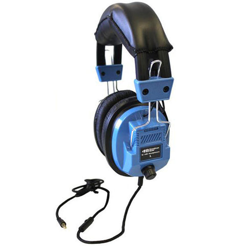 Hamilton Buhl Deluxe  Headset with Inline Microphone