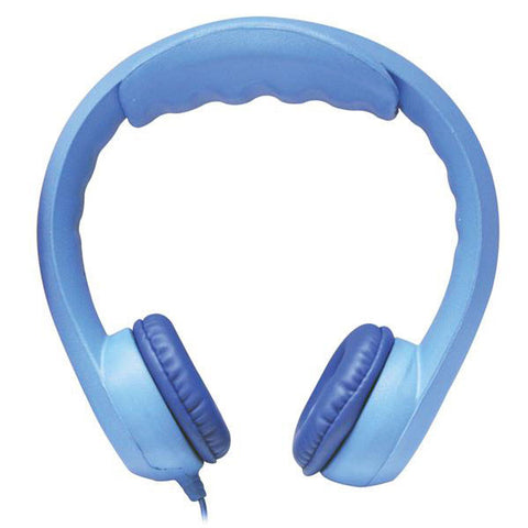 Blue Flex Phones Headphones
