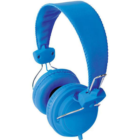 Hamilton Buhl TTRS Headset with Inline Microphone (Blue)