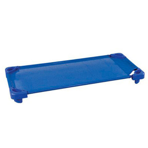 Stackable Children's Cots - Standard Blue