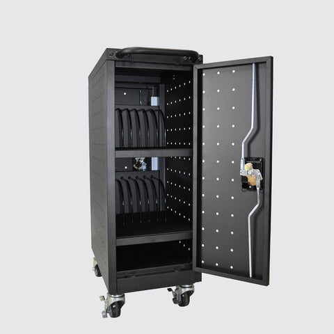 Chromebook Charging Carts by Luxor