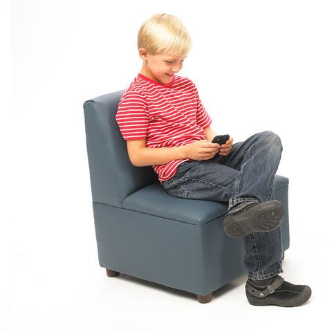 Modern Casual Envro-Child Sofa in Blue