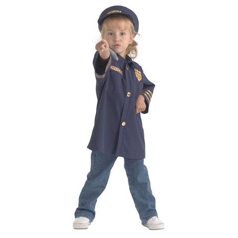 Police Officer Uniform for Dramatic Play