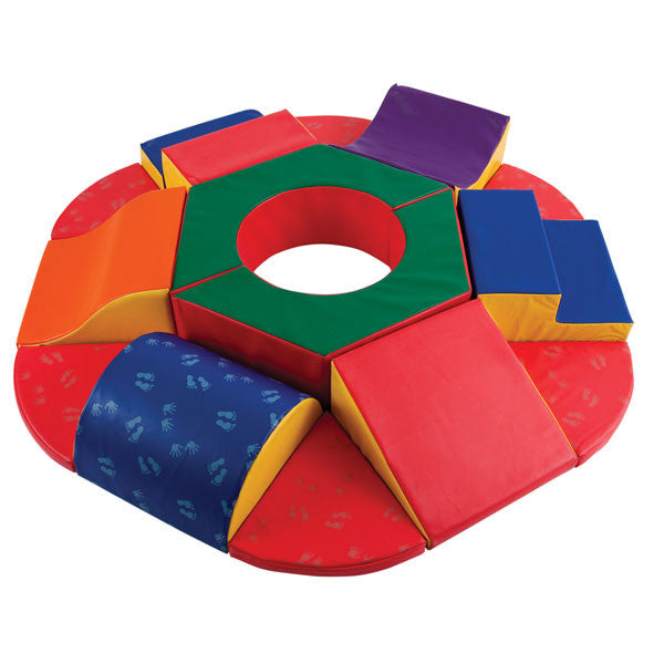 SoftZone RoundAbout Climber at Tomorrows Classroom