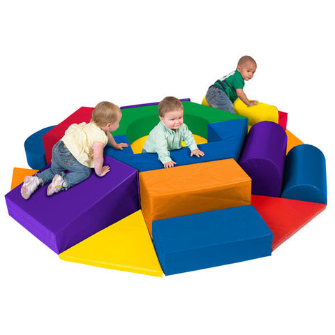 SoftZone Wheel by ECR4Kids