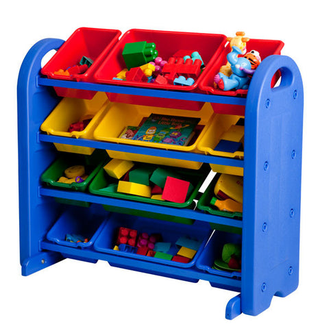 4 Tier Storage Organizer by ECR4Kids