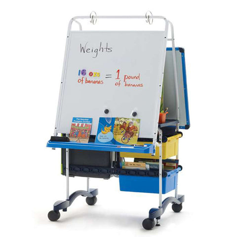 Royal Reading Writing Center with Tech Tub2 - 6 device