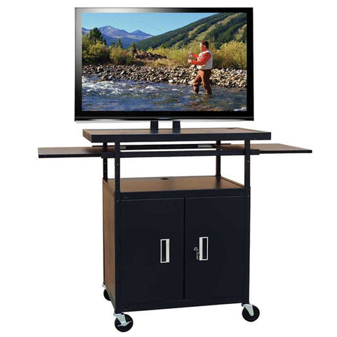 Hamilton Buhl Television Cart for Flat Panel TVs