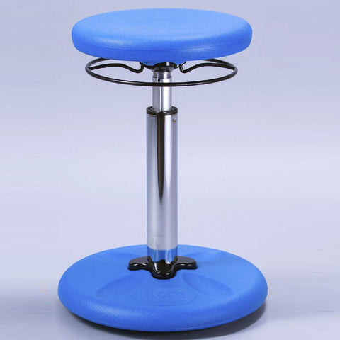 Adjustable Height Wobble Stool