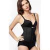 Women Corset Cinher Body Shaper with Steel Bones and Extender