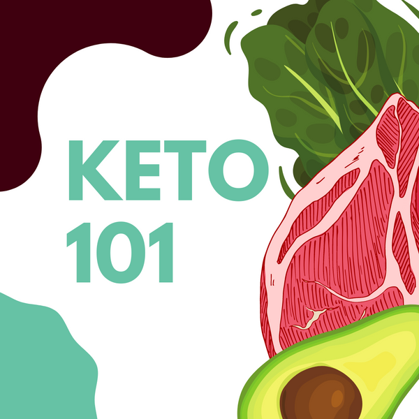Keto 101 - your keto questions answered