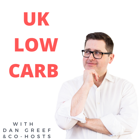 UK Low Carb Podcast thumbnail