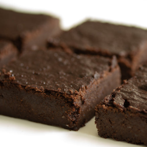 Chocolate Fudge Brownies 8