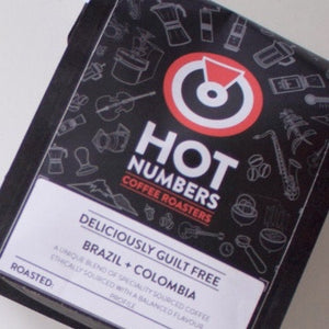 Deliciously Guilt Free Blend Hot Numbers Coffee