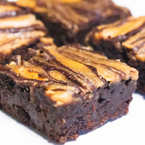 Peanut Butter Brownie 8