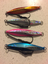 Load image into Gallery viewer, 80g Micro Jigs Glow - Jigging Jig Inchiku Samsonfish Amberjack Jew Kingfish more