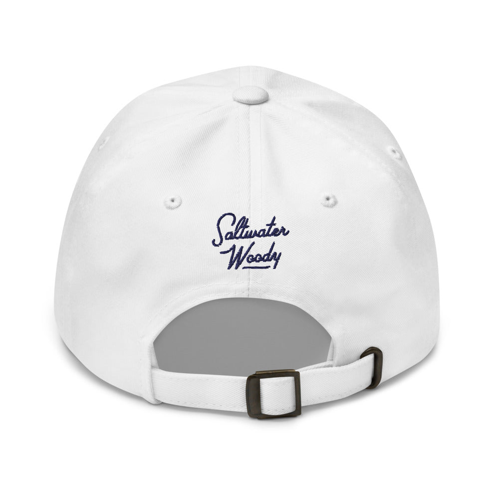 Saltwater Golf Hat