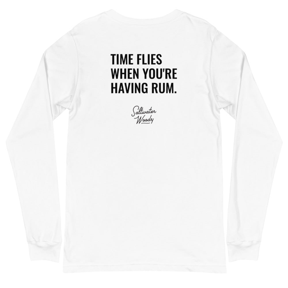"""Time Flies"" Long Sleeve Tee"