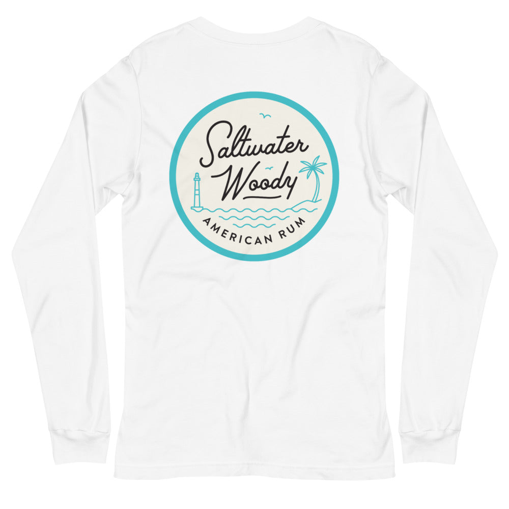 """Saltwater"" Long Sleeve Tee"