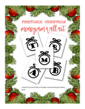 Printable Christmas Coloring Sheets - Strategic Homeschooling And More