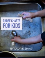 Chore Charts For Kids - Strategic Homeschooling And More