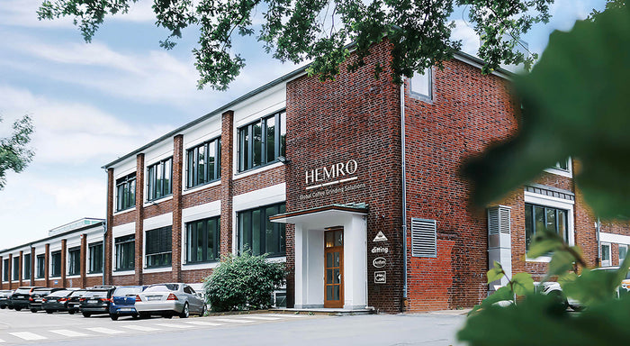 Hemro Group and Mahlkönig are further expanding and move to a new site in Hamburg